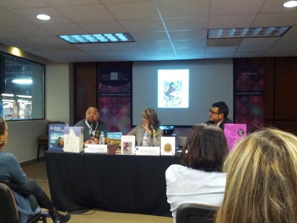 Presentación de la colección de narrativa infantil y juvenil.