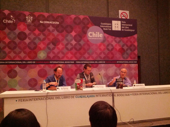 Conferencia Zunzunegui y Mendívil