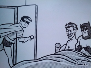 """Ilustración """"¡Cielos, mi marido!"""""""