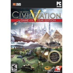 Portada Civilization V