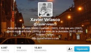 Xavier Velasco