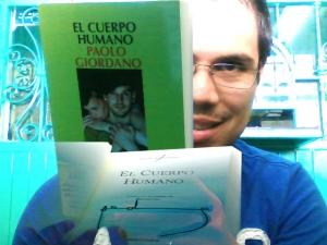 El cuerpo humano - Paolo Giordano.
