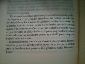 Extracto del libro