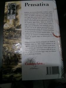 Otro libro menos.