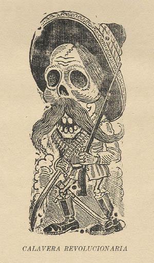 Día de muertos. México Independiente 3-5.   Contra el