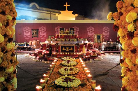 Día De Muertos Altar De Muertos 5 5 Contra El Promedio Mexicano