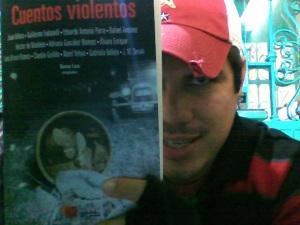Portada del libro Cuentos violentos