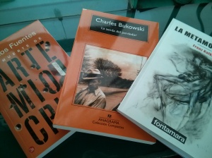 Libros prestados.