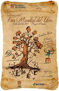 Día internacional del libro Tepatitlán.