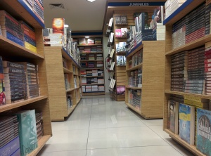 Una gran librería y yo sin dinero sniff sniff sniff