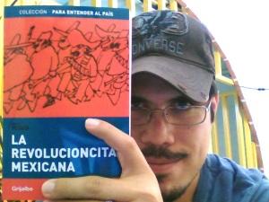 Portada La revolucioncita mexicana