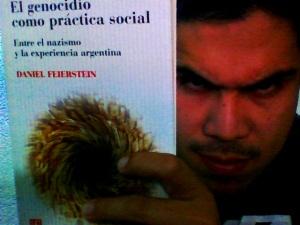 Portada El genocidio como práctica social