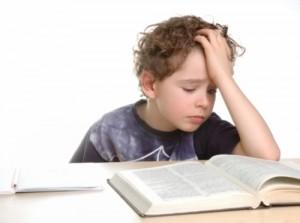 Leer aburrido