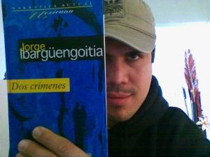 Portada Dos crímenes
